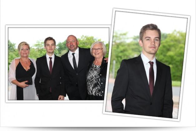 Abschlussballbilder beim Abiball in Wangerland für die Cäcilienschule Wilhelmshaven